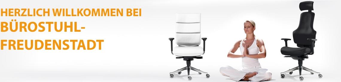 Bürostuhl-Freudenstadt - zu unseren Chefsesseln